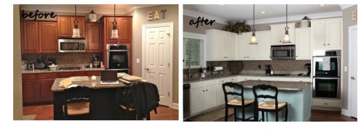 Blue And White Kitchen By Bella Tucker Decorative Finishes