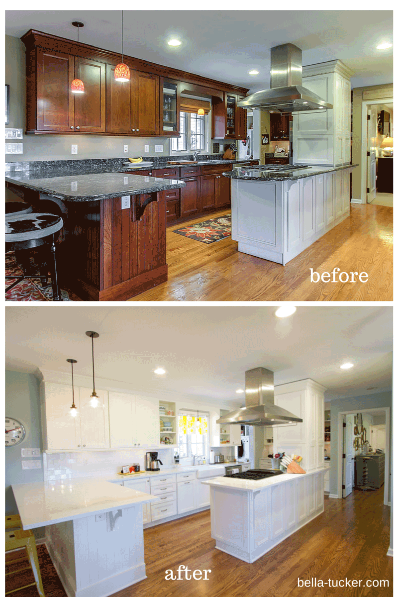 paint kitchen cabinets white little helper stool painted nashville tn before and after photos bella tucker decorative finishes