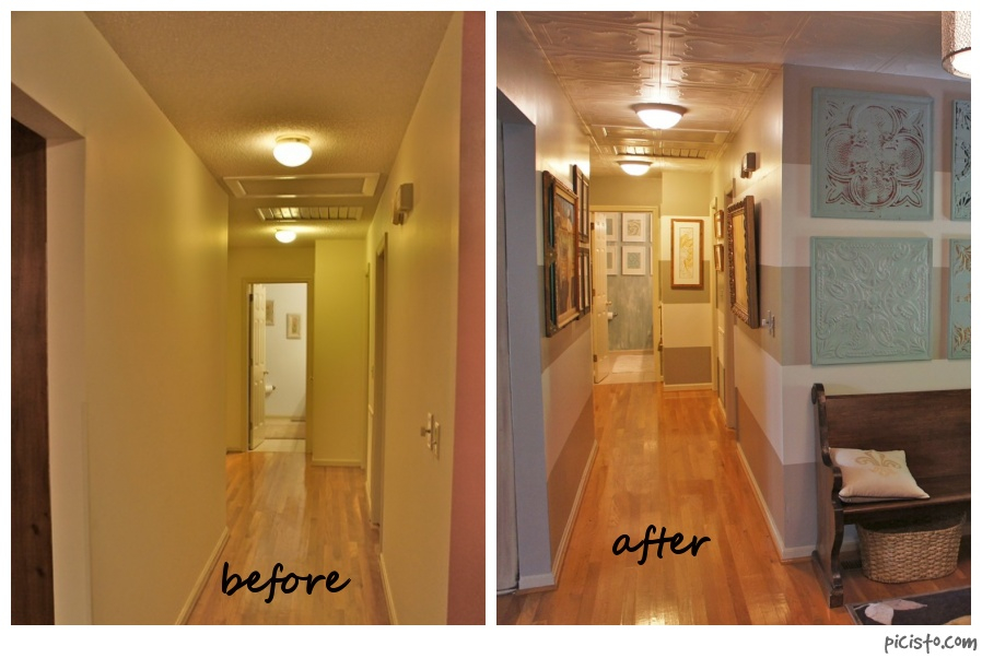 Before and After Photos Faux Finishes  Bella Tucker Decorative Finishes
