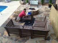 30 Lovely Patio Furniture Rehab | Patio Furniture Ideas