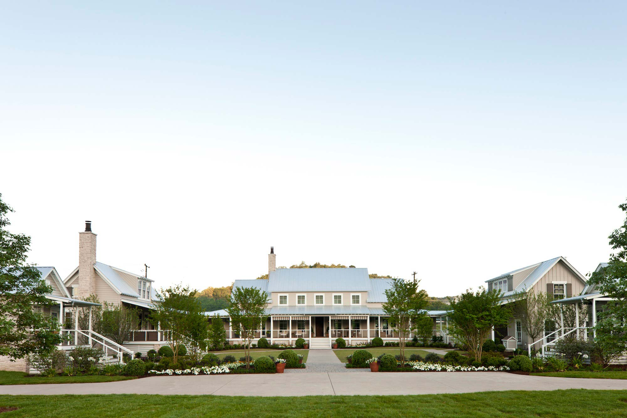 Southern Living Idea House At Fontanel In Nashville TN