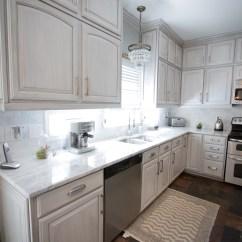 Glazed Kitchen Cabinets Rta  Avie Home