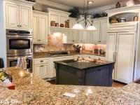 The Best Kitchen Cabinet Paint Colors - Bella Tucker ...
