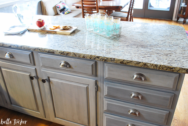 kitchen pulls how to repair faucet a guide updating your cabinet hardware bella tucker combination of knobs and bin
