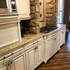 Refinishing Kitchen Countertops Drain How To Work With Your Existing Granite When Updating ...