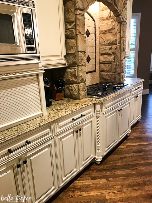 refinishing kitchen countertops outdoor design plans how to work with your existing granite when updating ...