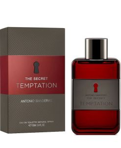 Antoni Banderas The Secret Temptatio muška toaletna voda