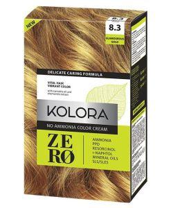 Zlatna boja za kosu bez amonijaka