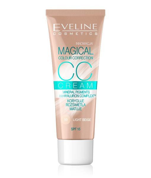 Eveline CC krema Light Biege 50