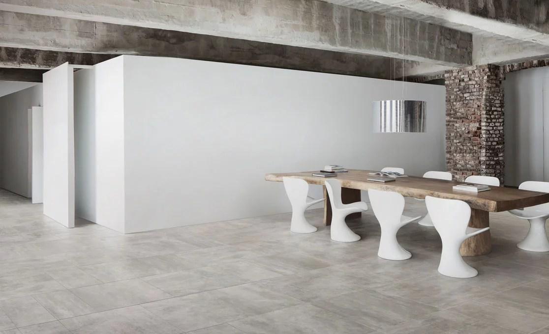 Icon betonginspirerte fliser fra Unicom  Bella