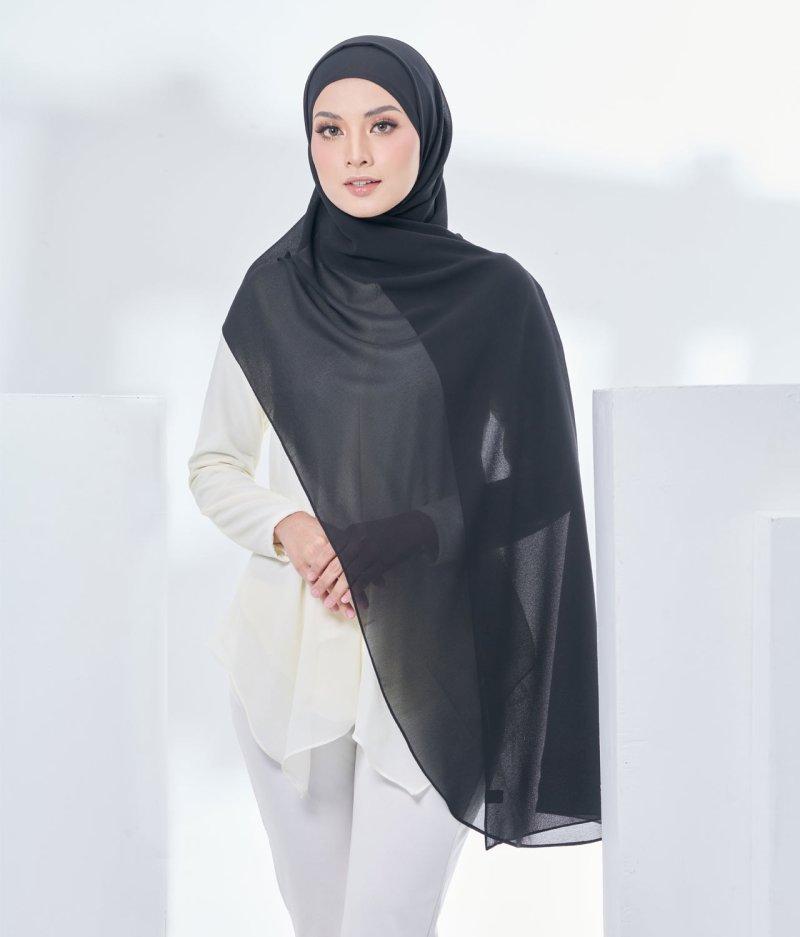 Laana Shawl Black