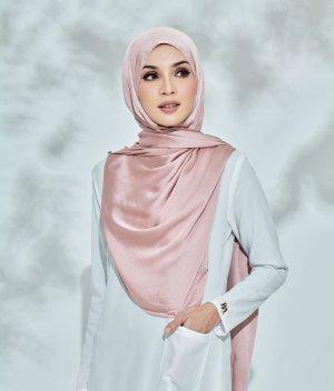 Lyla Shawl Dusty Pink