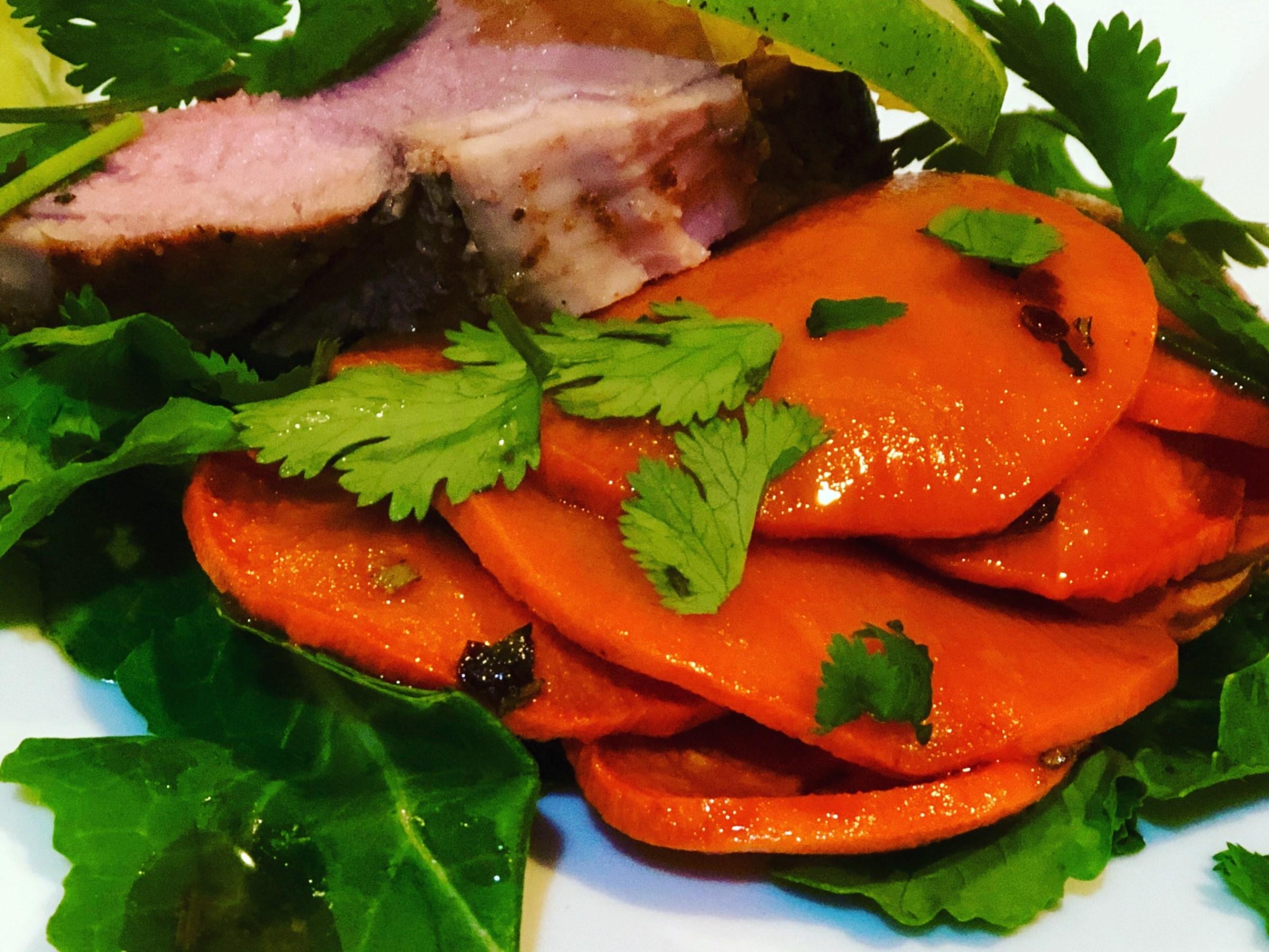Latin Spiced Sous Vide Pork – Bella Bistro Culinary Studio