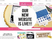 Bella Blvd Studio Blog: Our New Website Is Live!