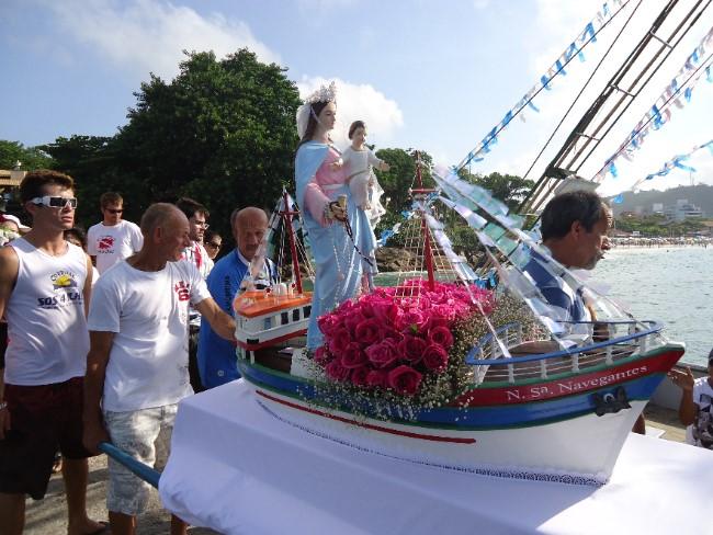 Feriado De Navegantes Em Bombinhas
