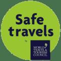 Safe travels - Certified Hotel. Clique para verificar.