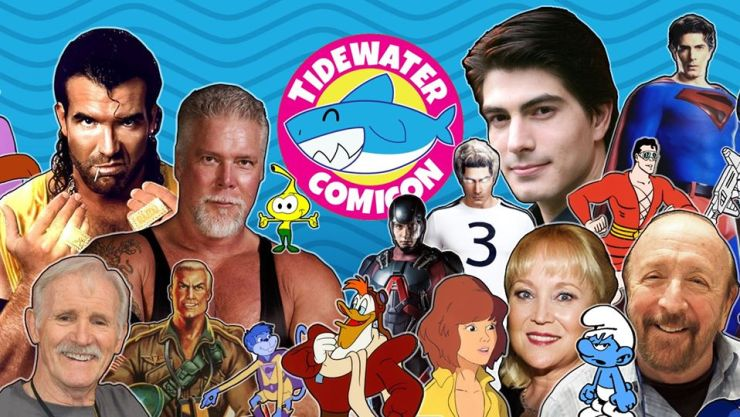 tidewater comicon 2020