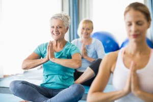 Photo of Senior Friendly Yoga Clas