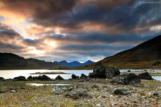 Loch Arklet - Photo credit: Simon Swales