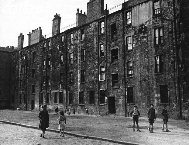 Image 2 Glasgow Tenements 1960