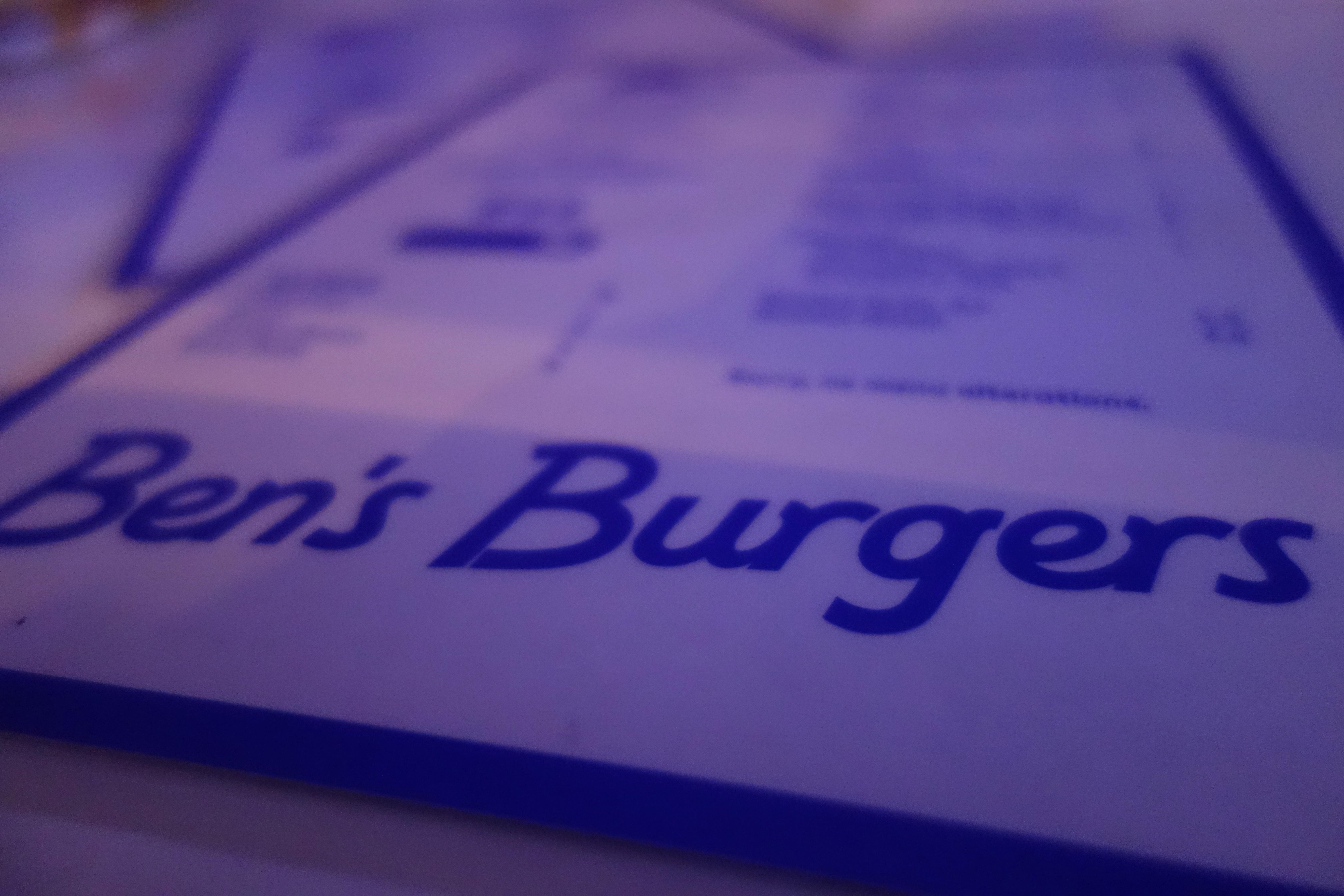 Brisbane Eats | Ben's Burgers
