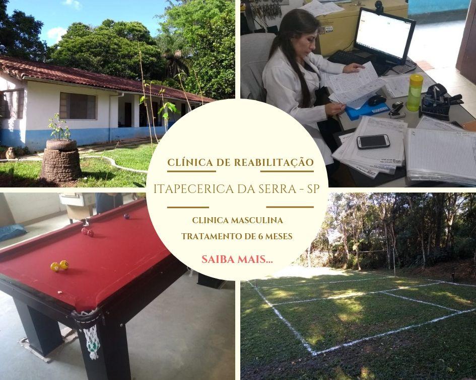Tratamento para dependentes químicos em São Paulo