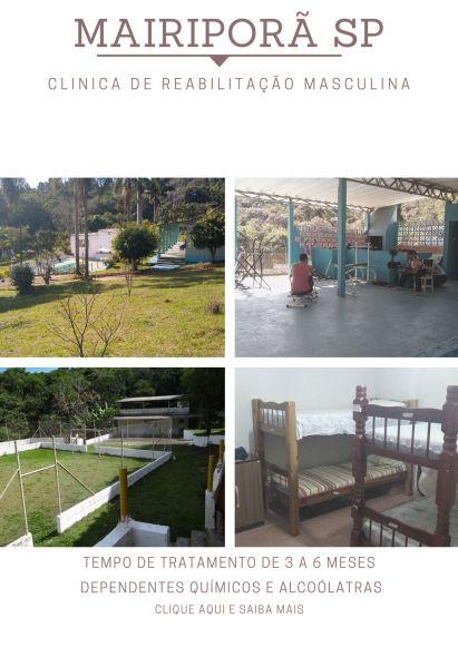 Clinica de recuperação para dependentes químicos em São Paulo