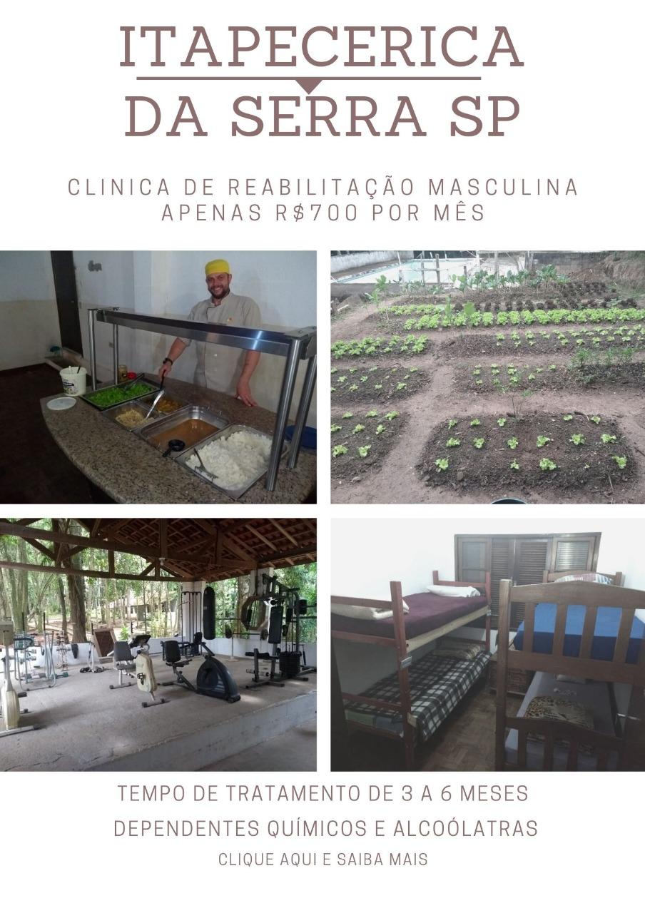 Clinica de recuperação em São Paulo - Itapecerica da Serra SP
