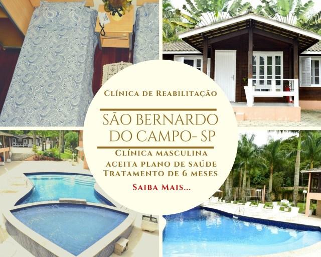 clinica de recuperação em São Bernardo