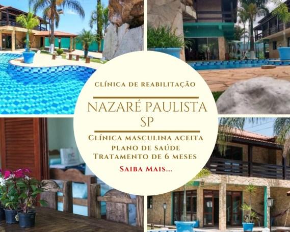 clinica de recuperação em Nazaré Paulista