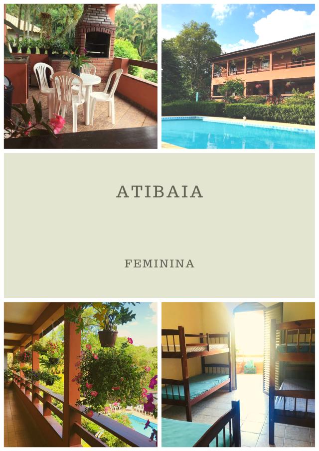 Clinica de reabilitação em São Paulo - Atibaia - FEMININA