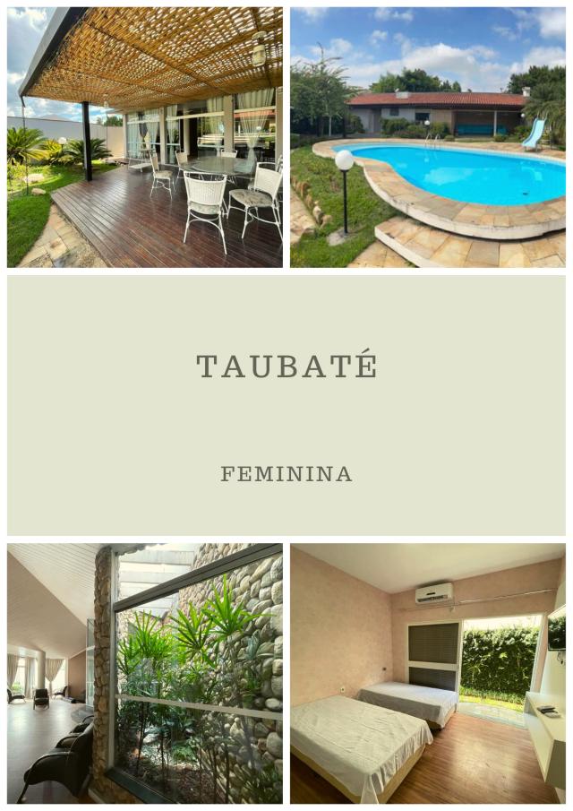 Clinica de reabilitação em São Paulo - Taubaté - Feminina