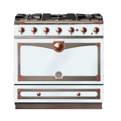 Bella Kitchen Extra Large Sinks Double Bowl Pure White Cucina Design Cornufe 90 With Copper Trim