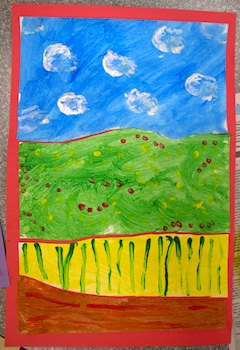 Farm Art Lesson Things To Make And Do Crafts And