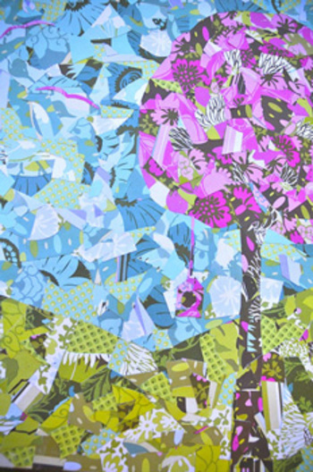 Paper Montage Things To Make And Do Crafts And