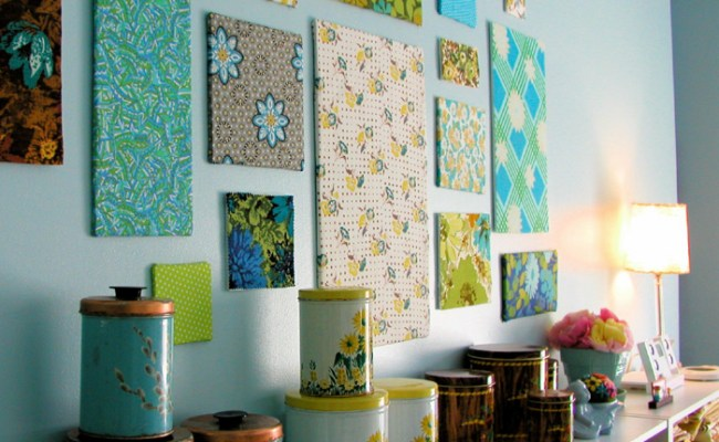 Bella Dia Fabric Panels How To