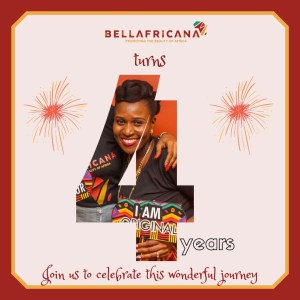 Bellafricana Turns 4!