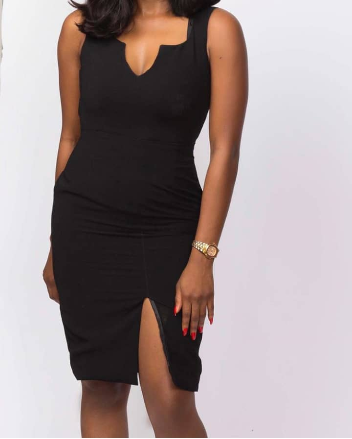 The Diana Dress from Tahiry Teniola Clothings