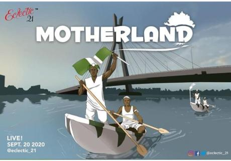 """Eclectic 21 Releases 2D Animation of Poetry Masterpiece, """"Motherland"""""""