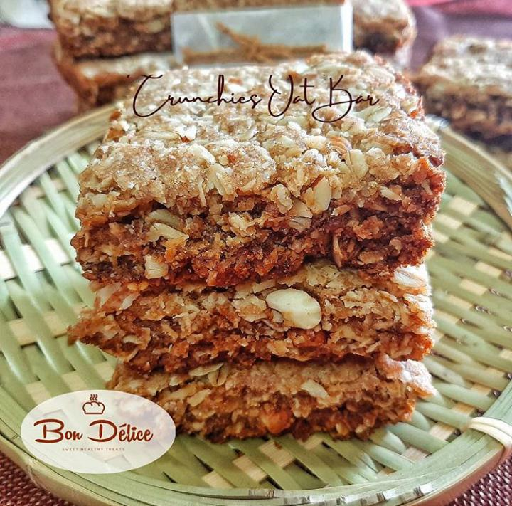 Oat Bars by Bon Delice Confectionery