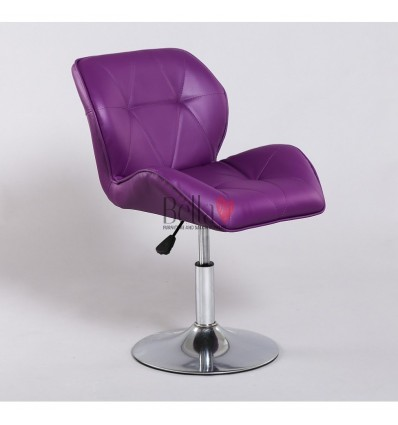 mobile barber chair desk uk sale luxury, elegant and stylish purple chairs for beauty nail salons