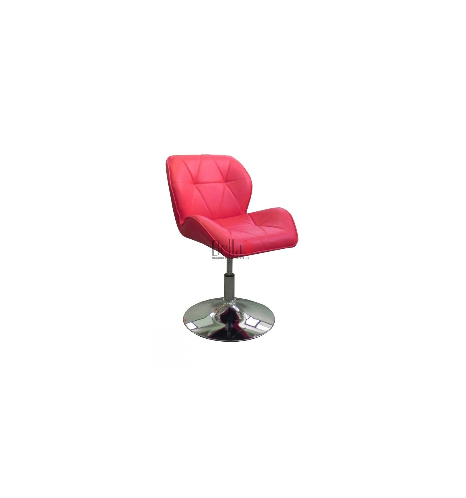 Red Salon Chairs Luxury Elegant And Stylish Red Chairs For Beauty And Nail