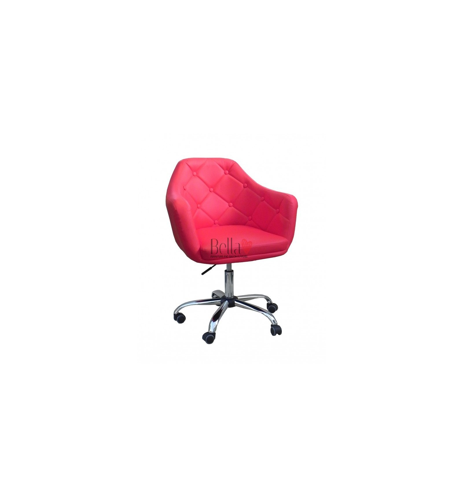 red chairs for sale high back wing chair recliner salon dublin ireland beauty salons stylish on wheels