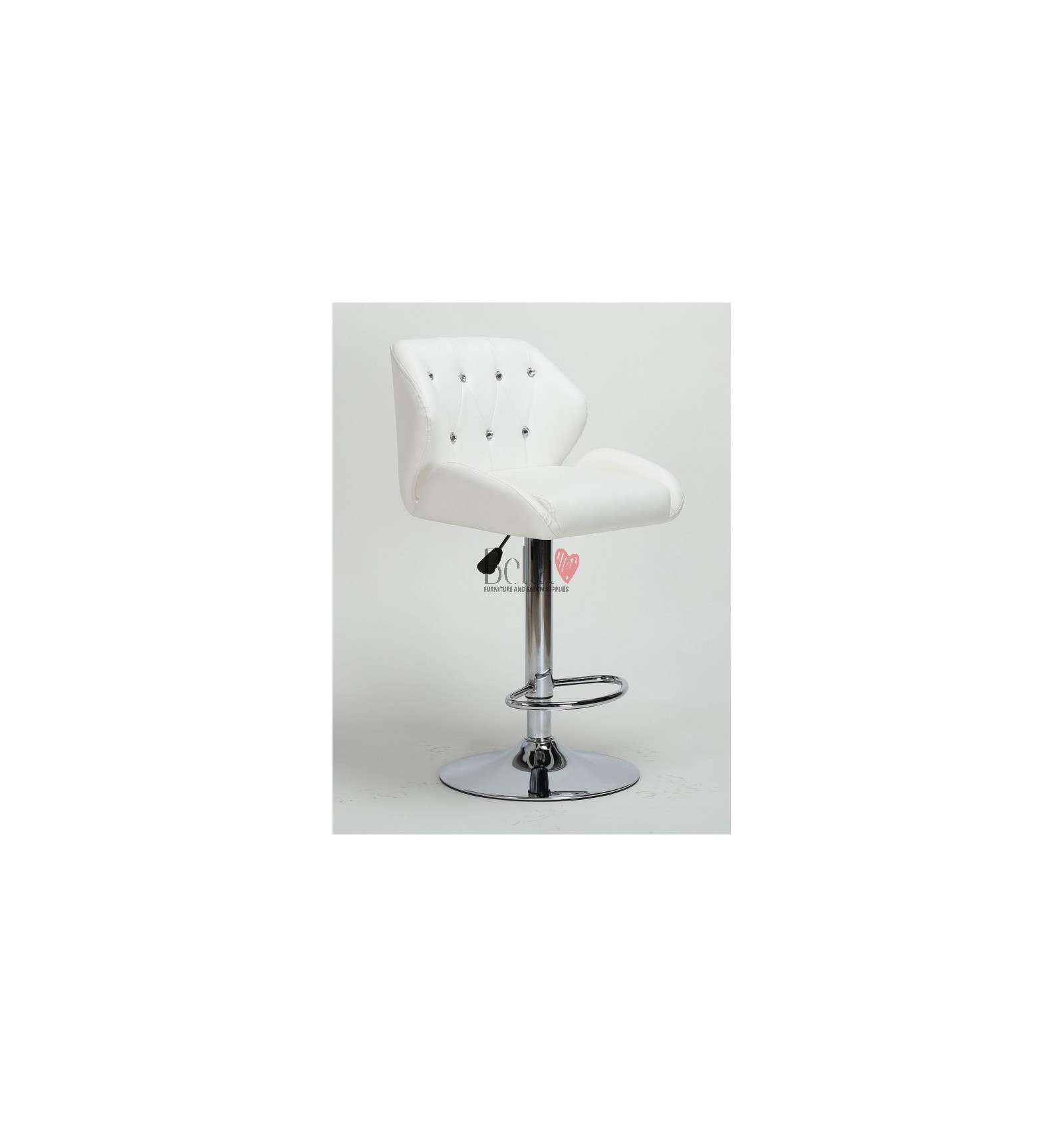 makeup chairs upholstered arm chair and reception high for sale ireland white bfhc949w