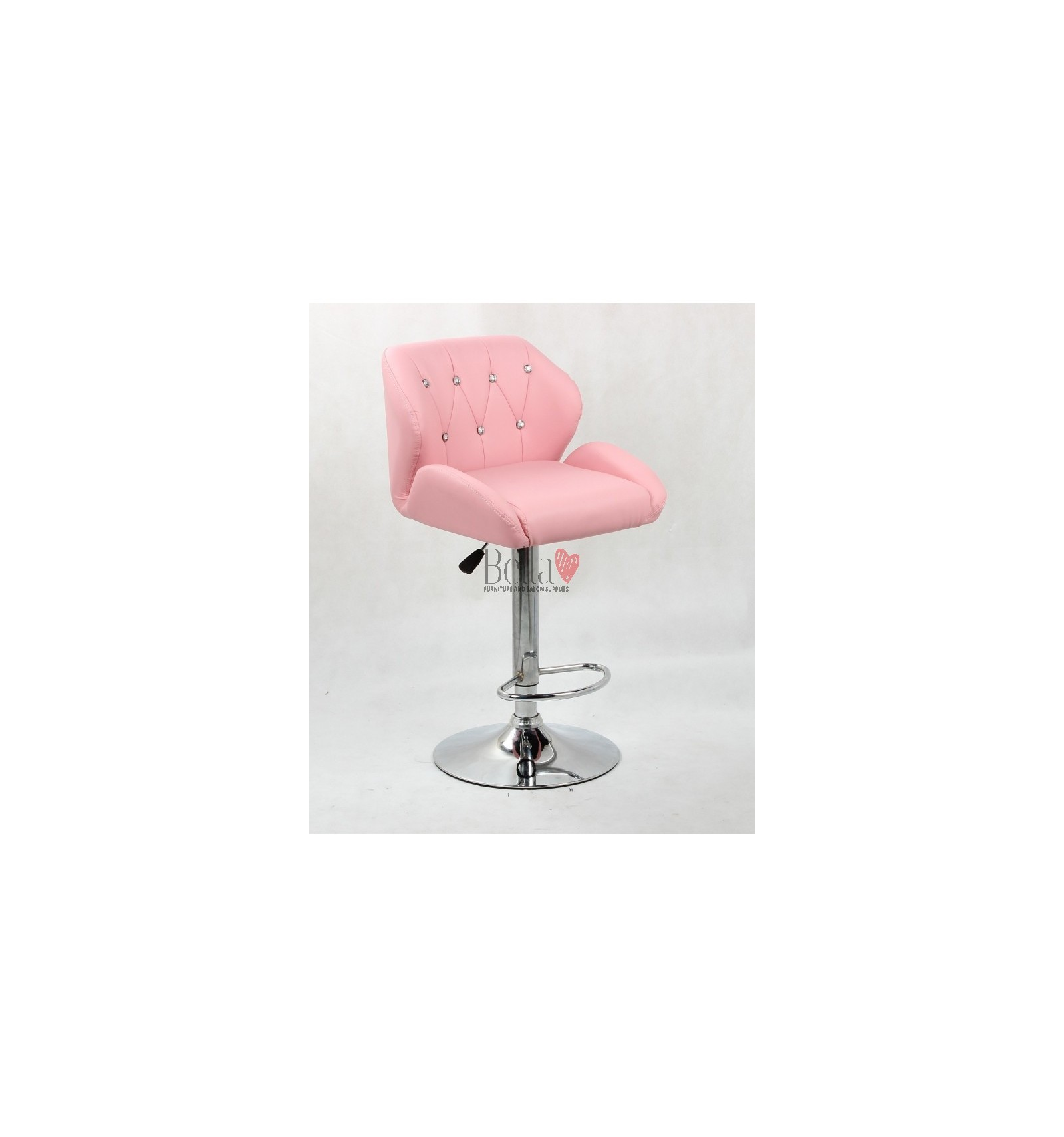 pink nail salon chairs golden lift chair makeup and reception high for sale