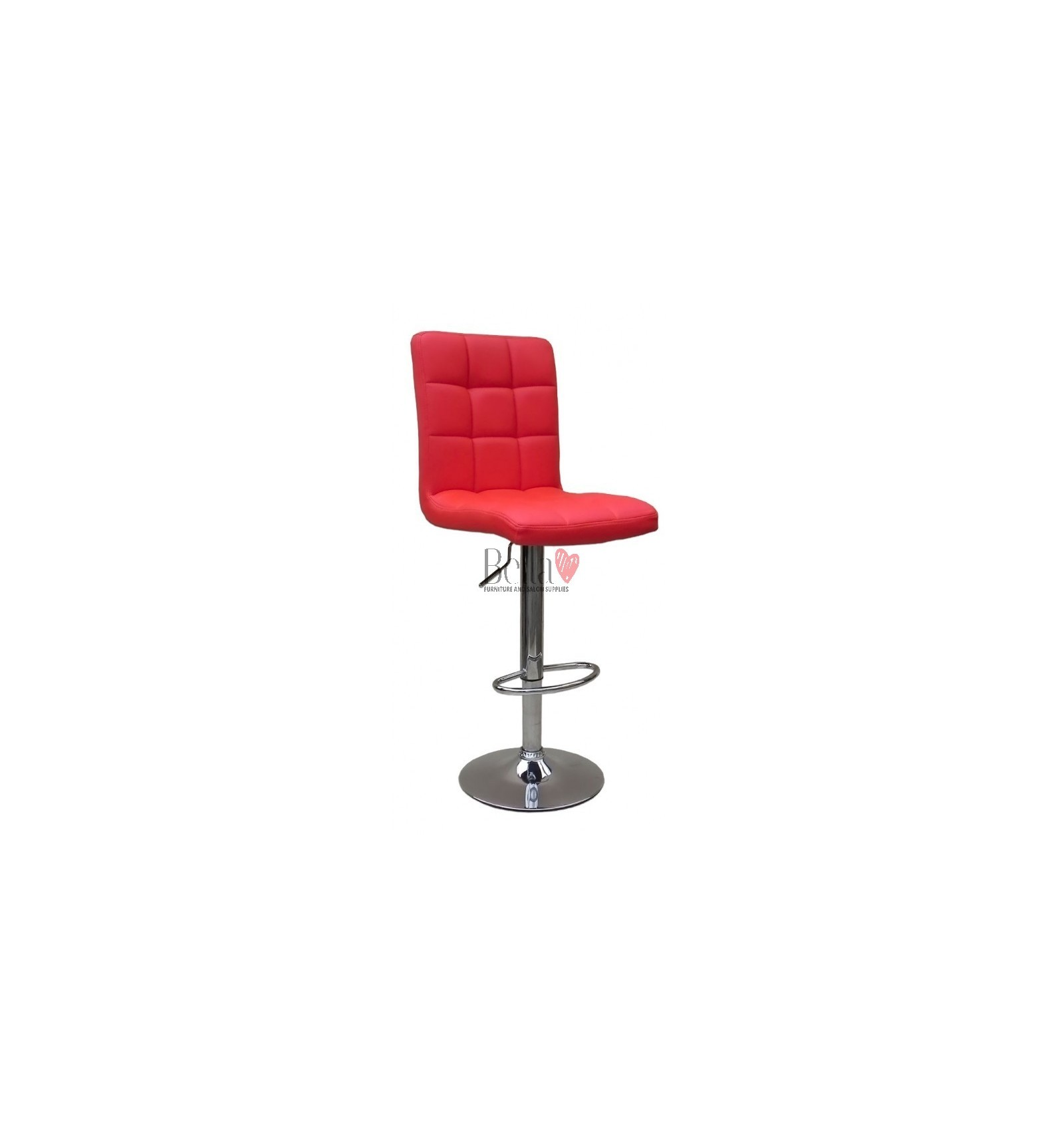 Red High Chair Red Stylish Makeup Chairs For Makeup Salon And Beauty
