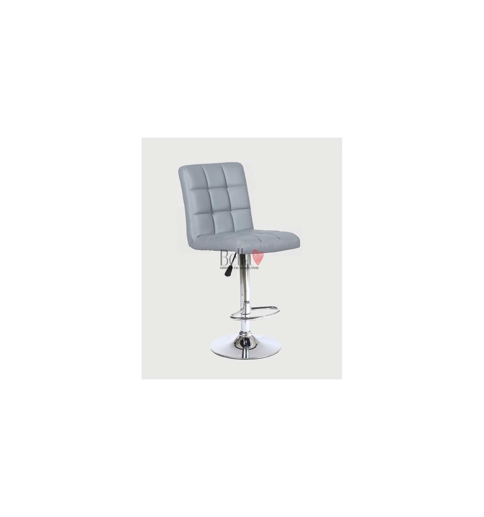 make up chair dove hunting chairs grey stylish makeup for salon and beauty in ireland classic high salons bfhc1015