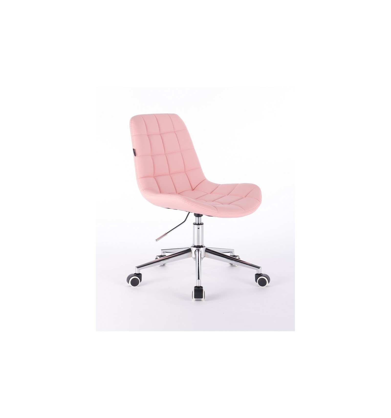 pink nail salon chairs lawn chair repair vinyl strapping gorgeous hroove for beauty salons or hairdressers dublin on wheels bella furniture ireland scandinavian style bf590k