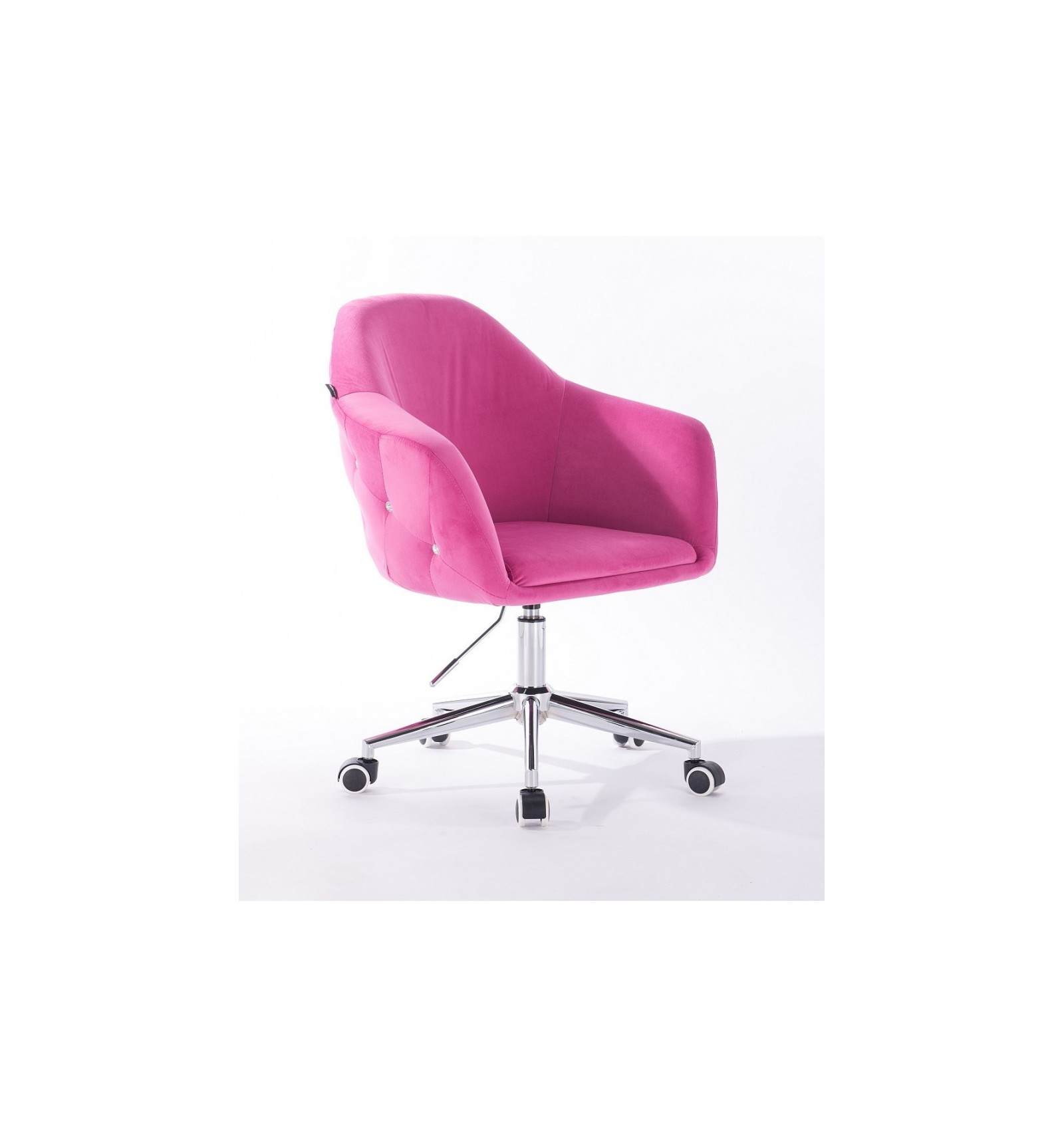 pink nail salon chairs spandex chair covers calgary stylish hroove great for beauty salons and