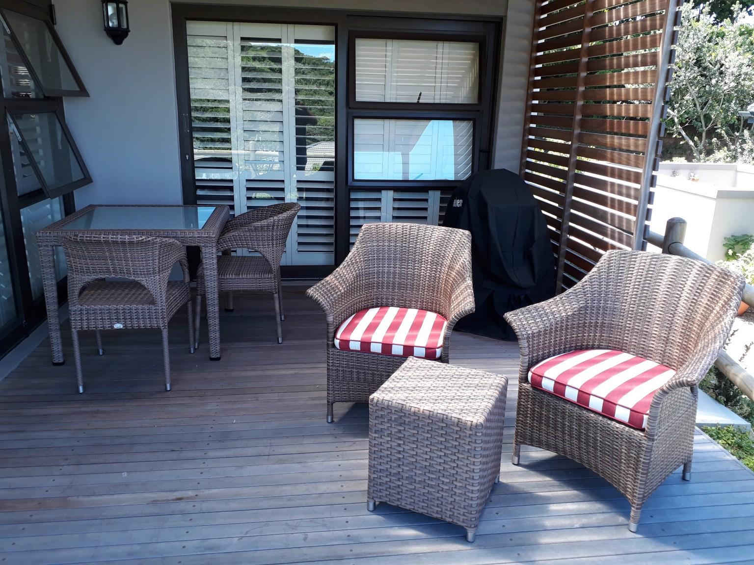 Mirage REHAU all weather furniture
